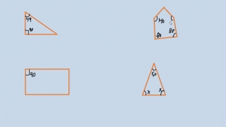 Angles - Sum Principles of Shapes (Continued)