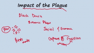 Impact of the Plague
