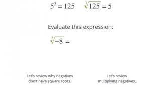 Cube roots and beyond