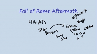 Fall of Rome: Aftermath