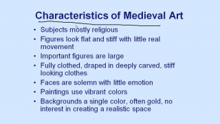 Introduction to Medieval Art
