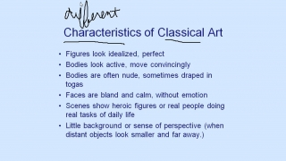 Introduction to Classical Art