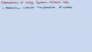Characteristics of Living Systems Constant for All Cells