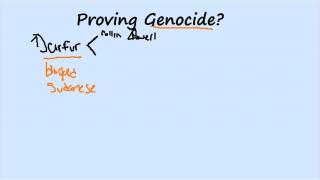 Proving Genocide
