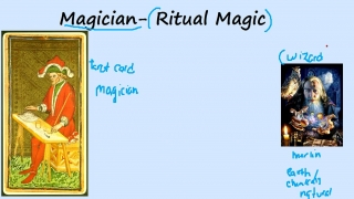 Magician and Ritual Magic