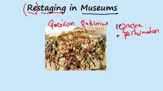 Restaging in Museums