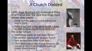 The 100 Years War and the Plague