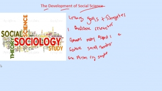 Development of Social Science