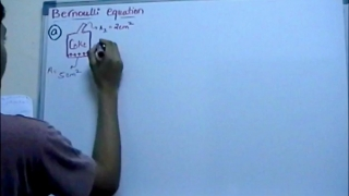 The Bernoulli Equation - Physics Part 3 of 3