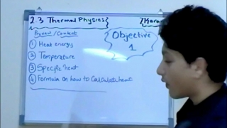 Thermal Physics  - (Objective Part 1)