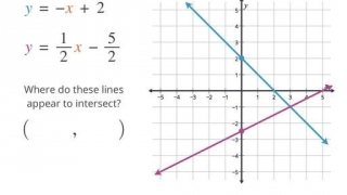 Solving for intersections