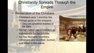 World History Lesson 14- Christianity