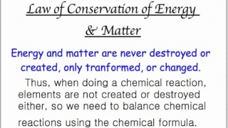 How To Tell If a Chemical Equation is Balanced