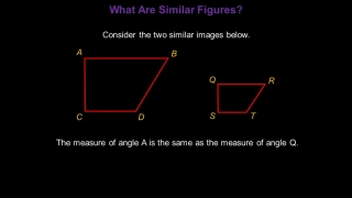 Similar Figures and Proportions: Konst Math