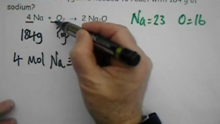 Reacting Mass Calculations Series 2 No3.