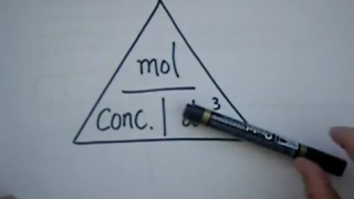 Titrations - Series 1_ Volume from moles and concentration.