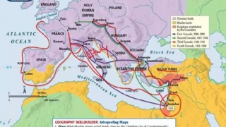 ▶ The Crusades and the Plagues