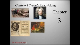 Gullivers Travels Read-Along Chapter 3