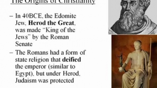 Rome Part 3 Rome and Christianity