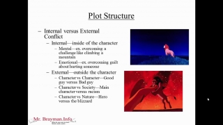 Plot Structure and Plot Mountains (HD)