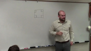 How to determine the length of a square given the perimeter