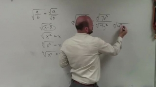 Rationalize the denominator of the fourth root of an expression
