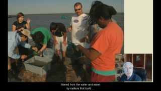 Life in Bays and Estuaries - Aquatic Science with Dr. Rudy Rosen 11.5
