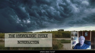 Hydrologic Cycle Intro - Aquatic Science with Dr. Rudy Rosen 2.2