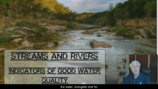 Water Quality - Aquatic Science with Dr. Rudy Rosen 8.7