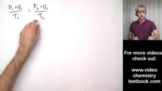 Rearranging the Combined Gas Equation
