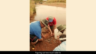 Environmental Water - Aquatic Science with Dr. Rudy Rosen 13.7