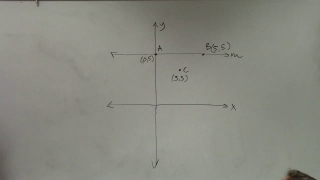 SAT Prep Learn to determine the distance between a point and a line
